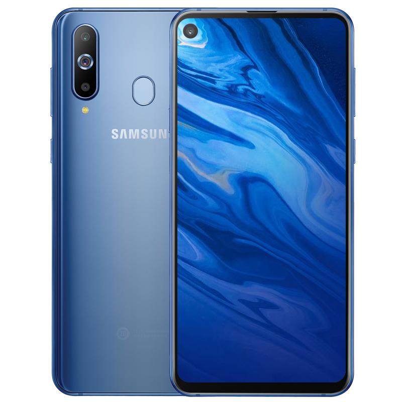 手机 4G 后置三摄 黑瞳全视屏 新品现货 G8870 SM A8s Galaxy 三星 Samsung 同城闪送 期免息 6