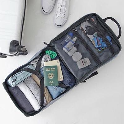 背包女双肩包大容量出差旅游轻便行李休闲大学生书包电脑包旅行包