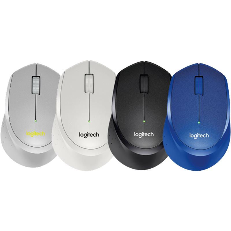 【官方旗舰店】罗技M330静音无线鼠标办公游戏笔记本电脑M275M280
