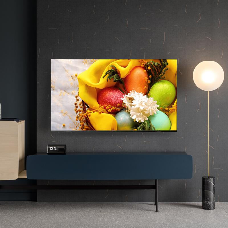 高清智能平板液晶全面屏电视机 4K 英寸 55 M HZ55E3D 海信 Hisense