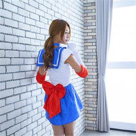 万圣节服装新款成人演出服美少女战士cosplay女装日本COS动漫服装