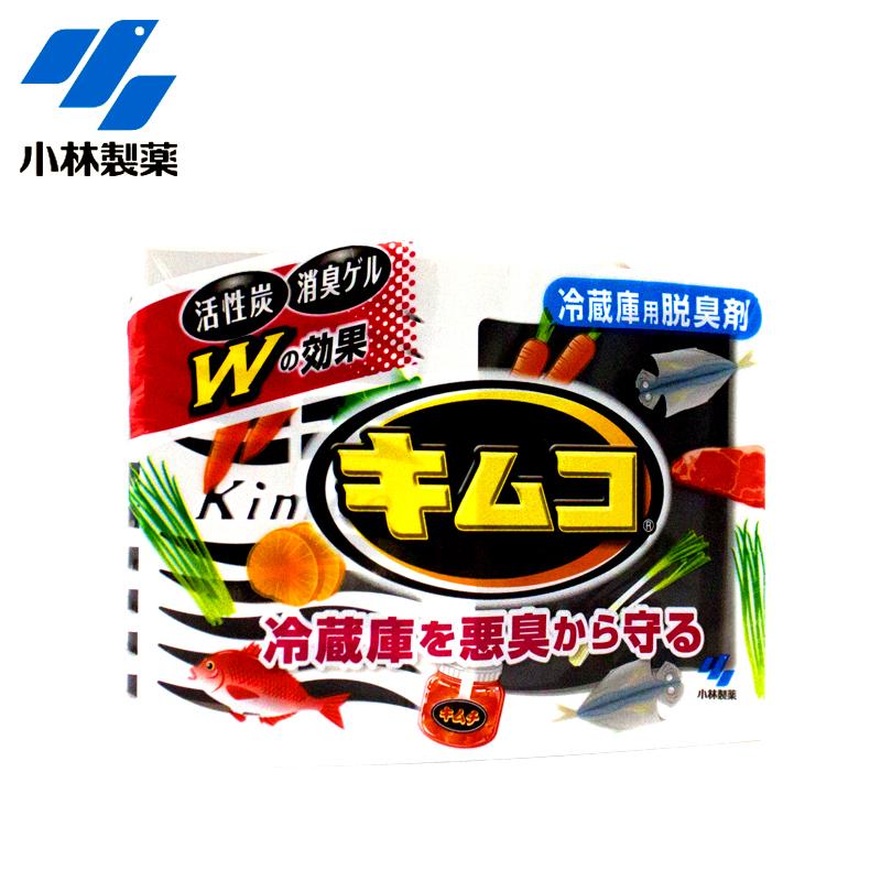 日本小林制药冰箱除味剂活性炭包去味剂除异味家用冷藏室除臭剂
