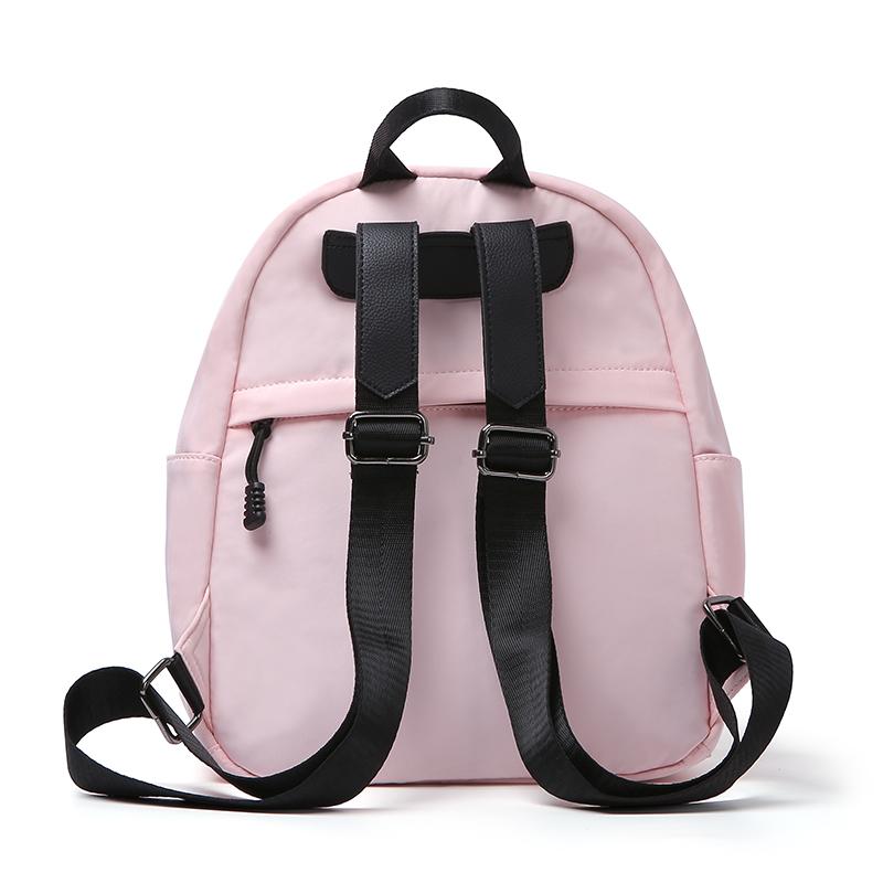可爱猪猪双肩包女新款韩版潮流百搭时尚迷你书包小背包女包包定制