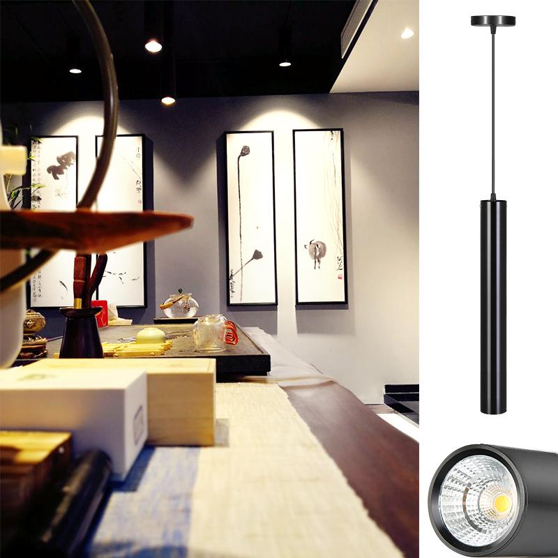 明装LED筒灯前台创意灯具长