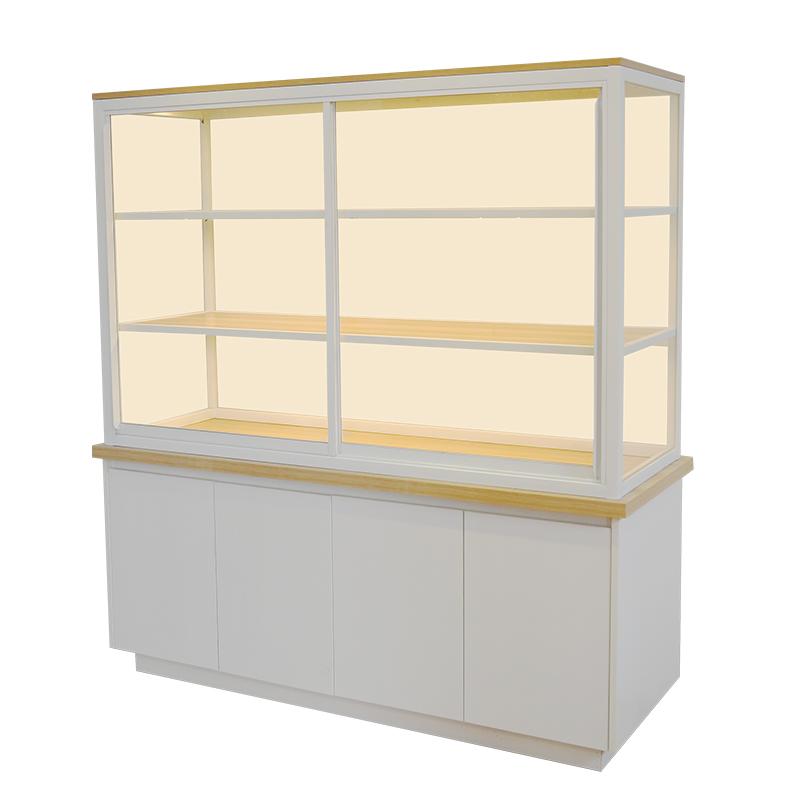 面包柜面包展示柜面包架中岛柜边柜蛋糕店设备全套展示架玻璃商用