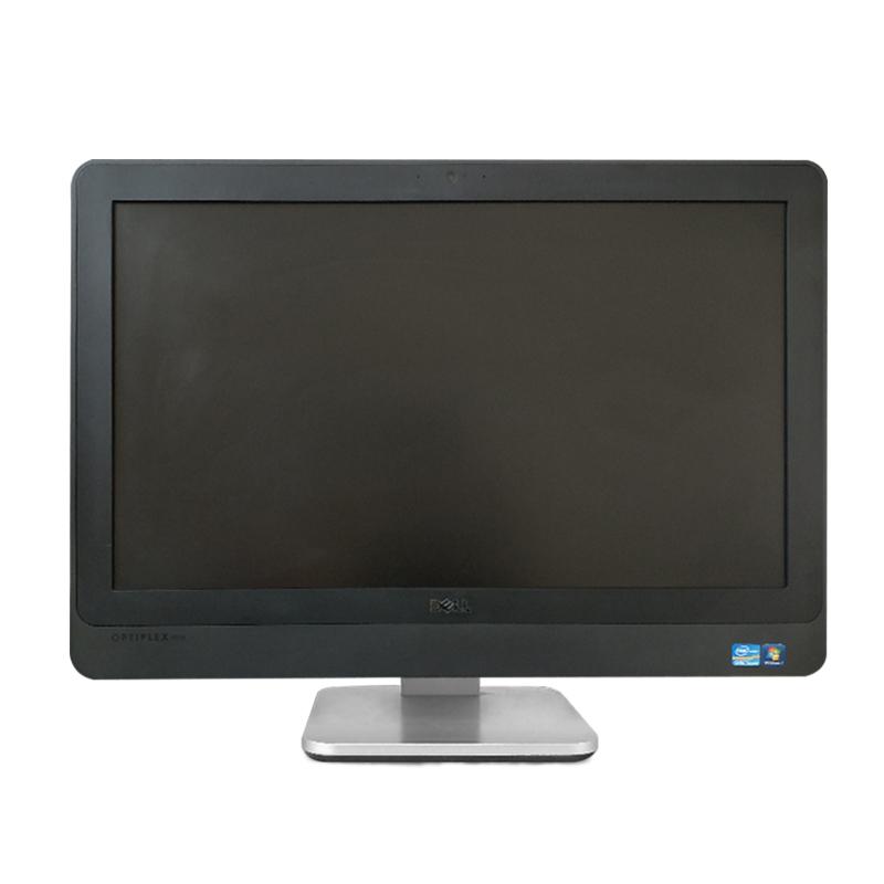 23寸戴尔DELL9030一体机电脑i5台式整机2G独显游戏办公家用全套