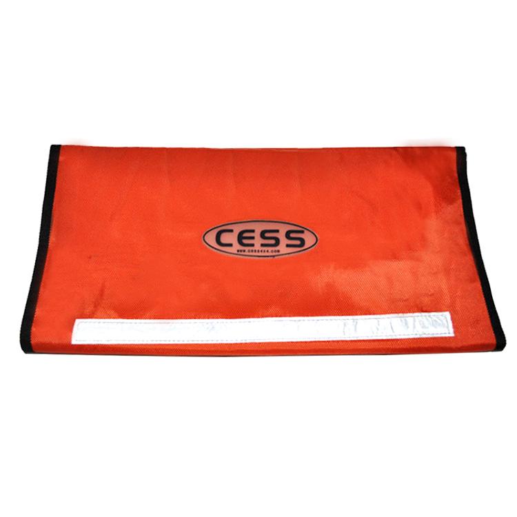 缆旗回弹阻尼器拖车绳包工具包绞盘钢缆拖车绳配套警示 CESS