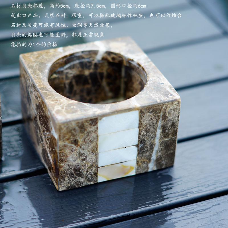 树脂漱口杯欧式陶瓷冷水杯卫生间田园家居装饰品牙杯创意装饰杯子