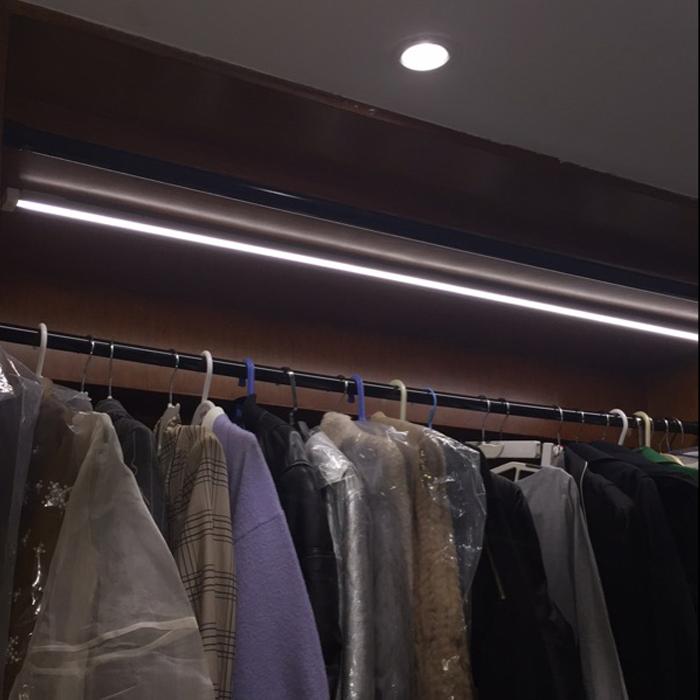 乃大 触摸手扫感应橱柜灯LED柜底灯厨房吊柜灯书桌灯鞋柜衣柜灯条