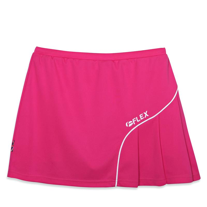 正品佛雷斯女款專業羽毛球短裙/裙褲 運動短裙速乾透氣 輕盈舒適