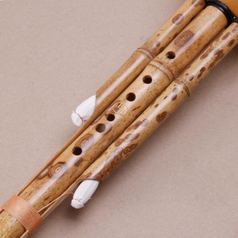 傣竹之韵演奏级 大人乐器 调 c 调 b 专业演奏型降 凤眼竹葫芦丝