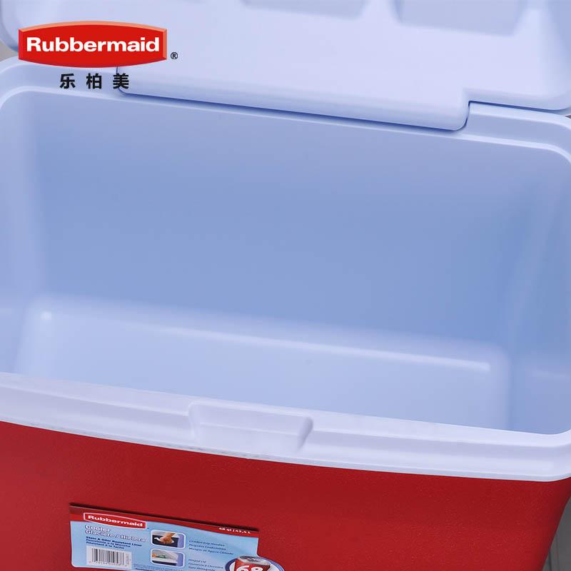 美国进口乐柏美 车载冷热两用保温箱 保冷箱FG2A15冷藏箱 48QT45L