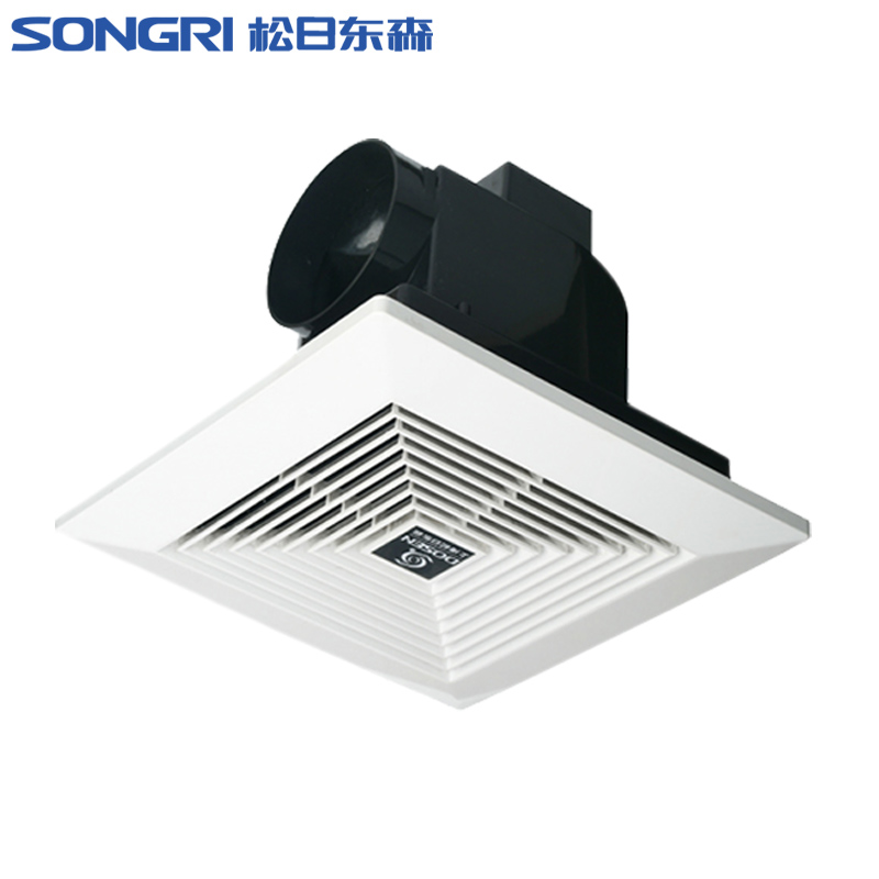 上海松日集成吊顶排烟换气扇排风扇厨房卫生间强力宾馆抽气排气扇