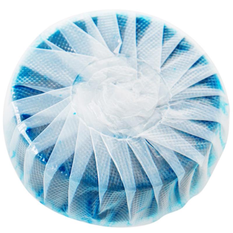 居家家洁厕宝蓝泡泡冲马桶除臭剂厕所用清洁块卫生间洁厕球洁厕灵