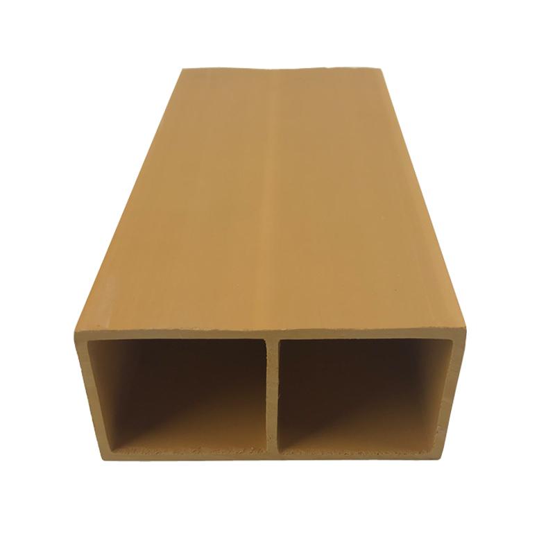 方通隔断室内装修材料办公隔断客厅吊顶屋梁 50 100 生态木方通吊顶