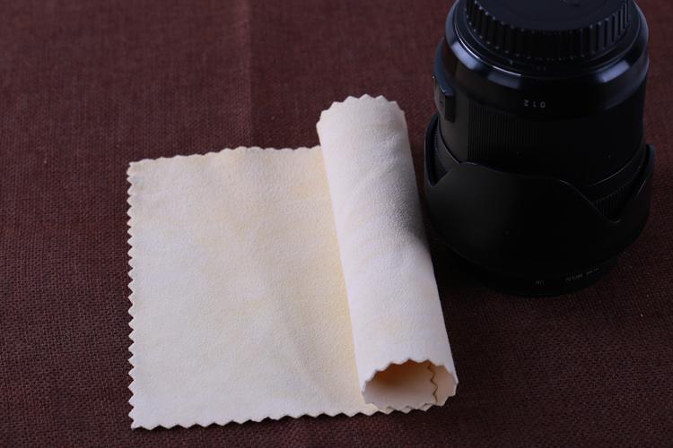 背包客相机镜头麂皮山羊皮清洁相机布 眼镜布 镜头布擦屏布促销