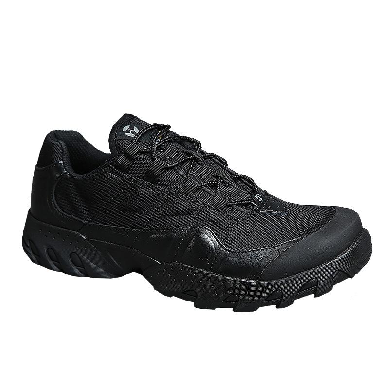 执政官军靴男特种兵战术靴美军低帮沙漠靴春秋登山防水透气作战靴