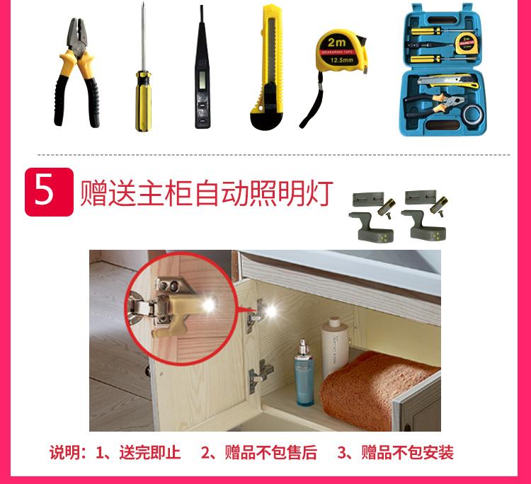 太空铝卫浴浴室柜组合洗漱台卫生间洗脸盆池简约现代洗手盆柜面盆