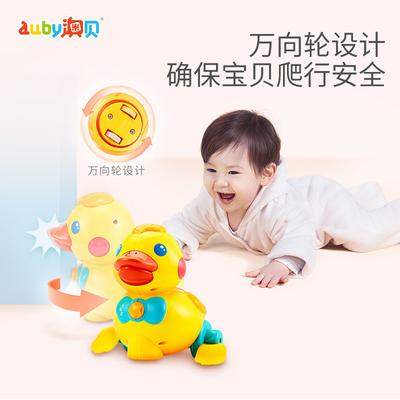 澳贝(AUBY)婴儿玩具使用感受