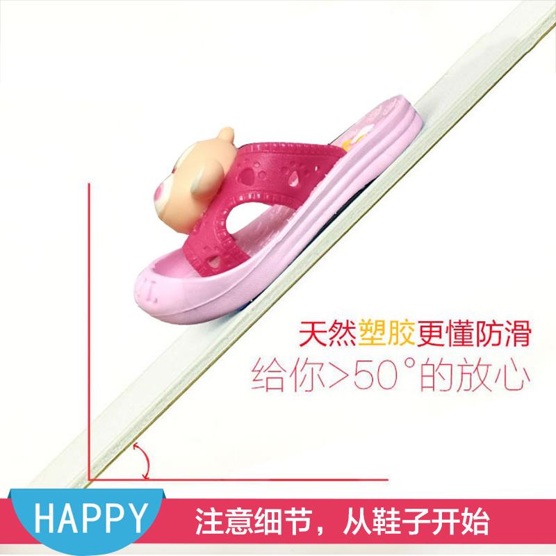 儿童拖鞋夏女1室内可爱幼儿公主女童3岁宝宝2防滑小童婴幼儿4男童