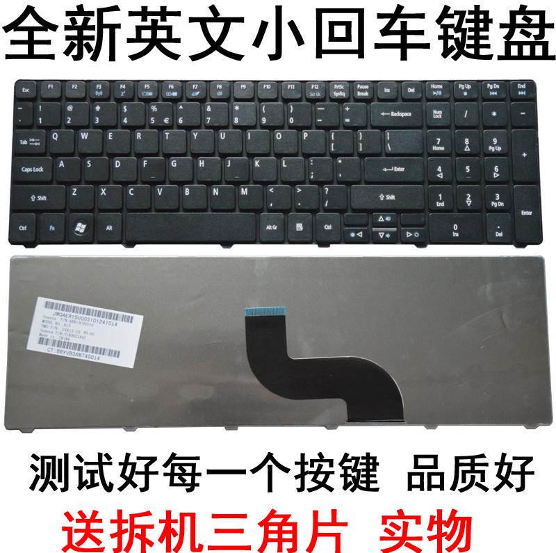 適用 巨集基ACER 5542G鍵盤 5745G 5742G 5740G  5741G 5625G 5551G