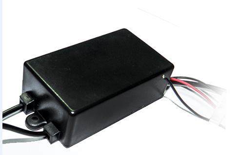 二路视频切换器 二进一出 适用于倒车后视自动检测切换画面