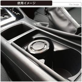 日本汽车用座式凝胶香水固体香膏水杯架空气香氛香薰除臭