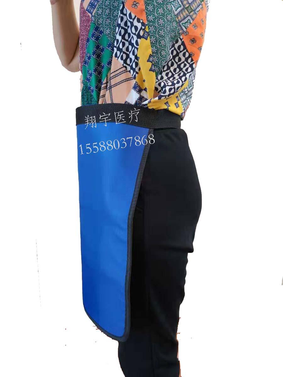 xPB07X射线防护铅围巾防辐射铅围裙铅衣防护方巾孕妇放射防护服