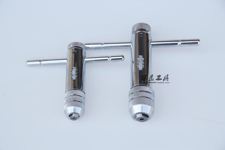 高档丝锥扳手 丝攻扳手 可调式 棘轮扳手 M3-M8 M5-M12 加长扳手