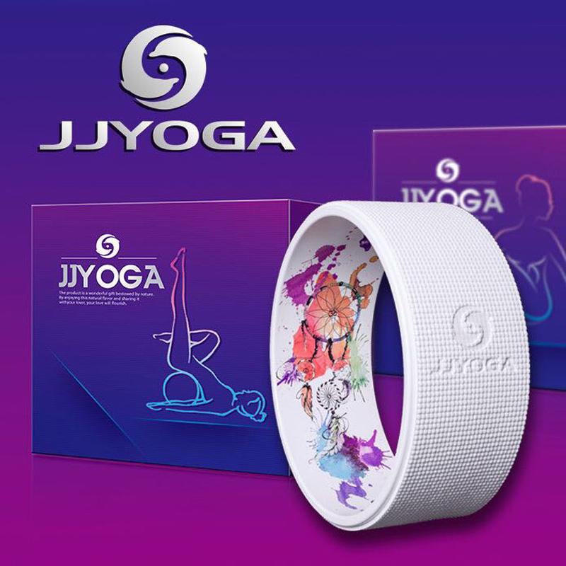 三代經典款JJ瑜伽輪女後彎神器開背JYW正品JJYOGA普拉提圈環家用