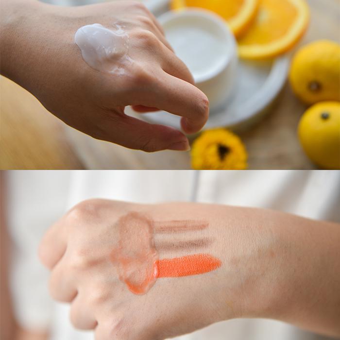 口碑国货 100g  日本原料温和无残留敏感肌孕妇眼唇油甜橙卸妆膏