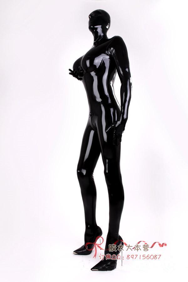包邮乳胶衣 3D立体裁剪性感胶衣 塑身胶衣 乳胶紧身衣 全包紧身衣