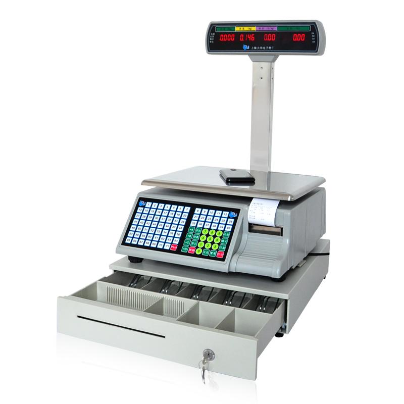 大华电子秤台秤商用电子秤收银称计价称SY-Ab超市水果称重一体机