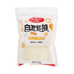 安琪酵母 百钻白面包糠200g面包屑家用脆皮炸鸡翅裹粉烘焙原料