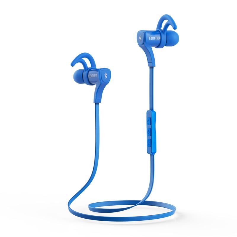Edifier/漫步者 W288BT无线运动蓝牙耳机健身挂耳式跑步型重低音