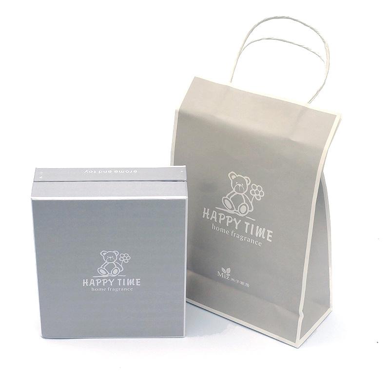 礼物布偶香薰礼盒礼品 闺蜜特别 创意教师情人节生日礼物送女生