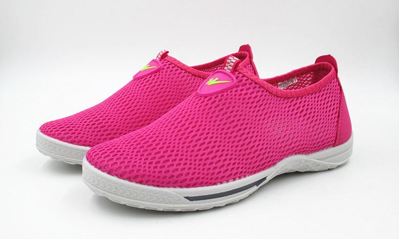 雙星正品夏季新款輕便休閒男女鞋耐磨鞋輕便舒適鞋情侶款網面涼鞋