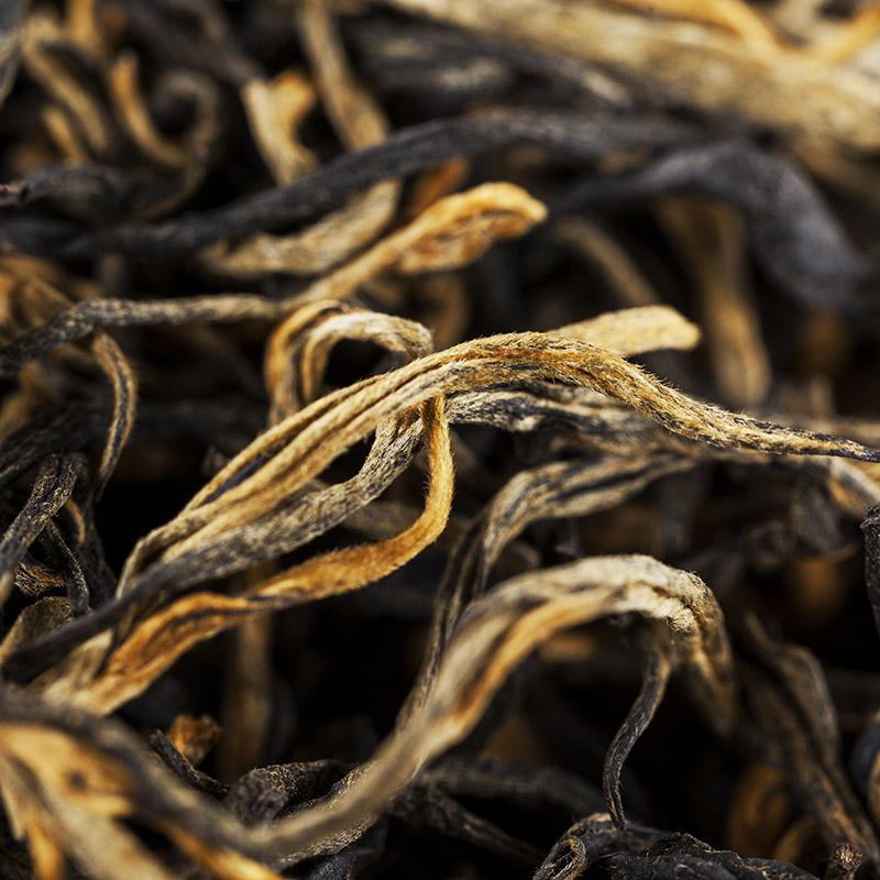 英德红茶英红九号 茶叶散罐装浓香型 1959 正也茶味 500g 拍四免三共