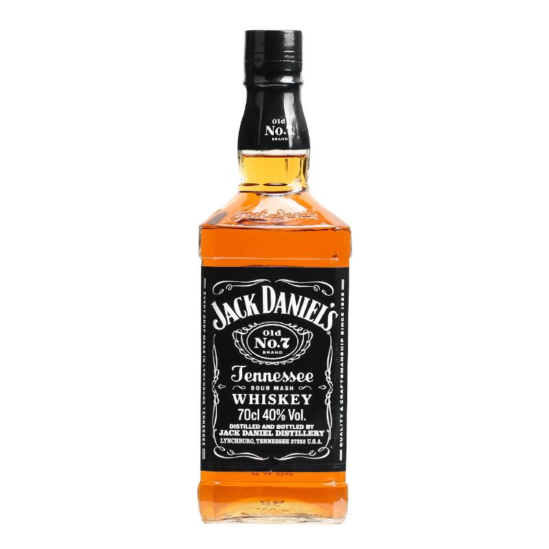 正品行货 美国原装洋酒 s Daniel Jack 杰克丹尼田纳西州威士忌