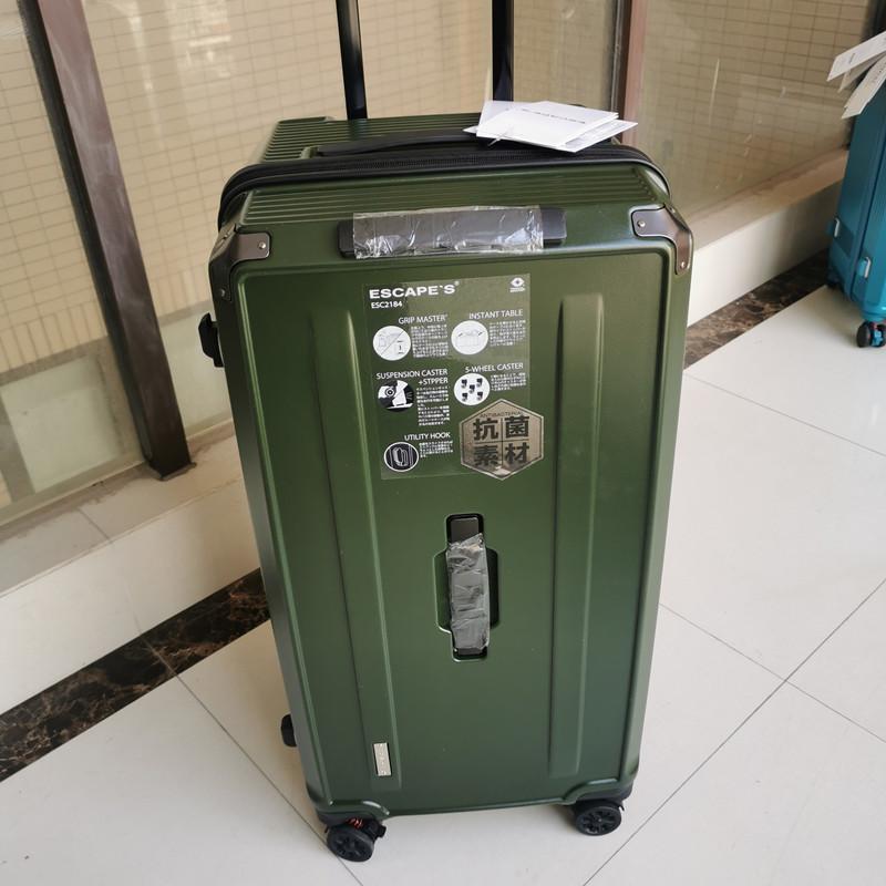 寸拖运拉杆箱托举箱 30 出口日本加宽胖子运动版行李箱万向轮旅行箱