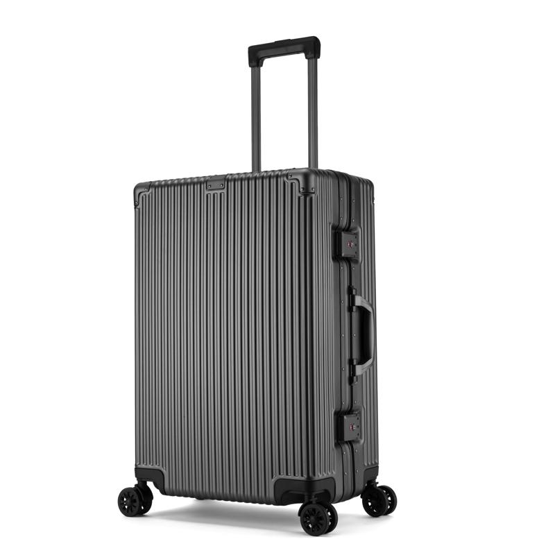 寸 24 寸 20 奢侈品牌网红拉杆箱箱铝框旅行箱万向轮密码箱