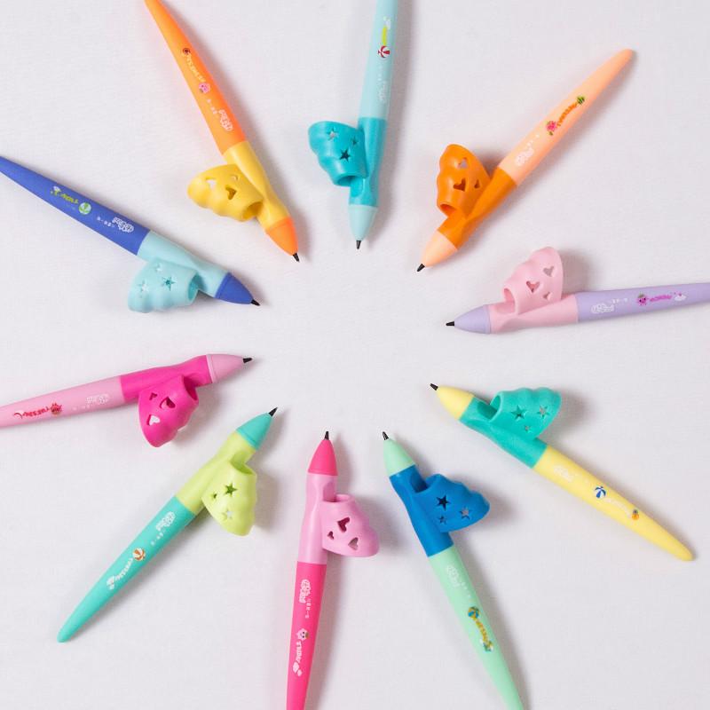 优姿笔儿童智能握笔器矫正护眼小学生正姿笔纠正写字姿势矫正铅笔
