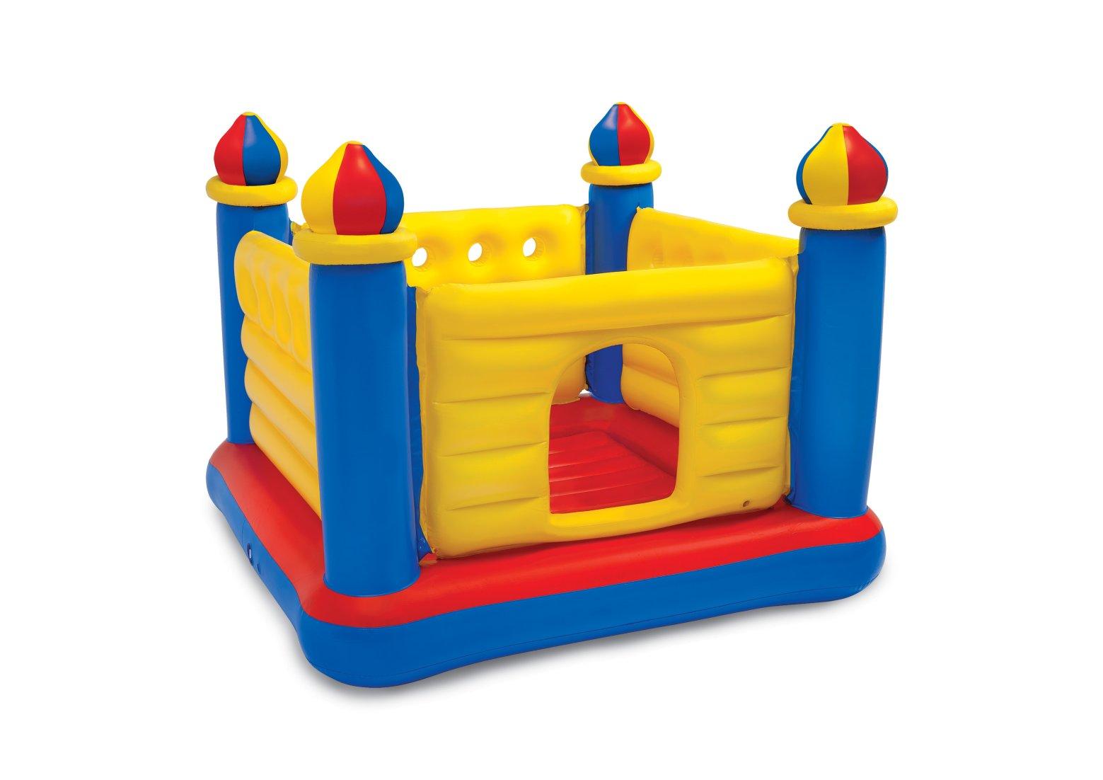 特价室内儿童玩具城堡小型家用大型淘气堡户外儿童玩具充气蹦蹦床