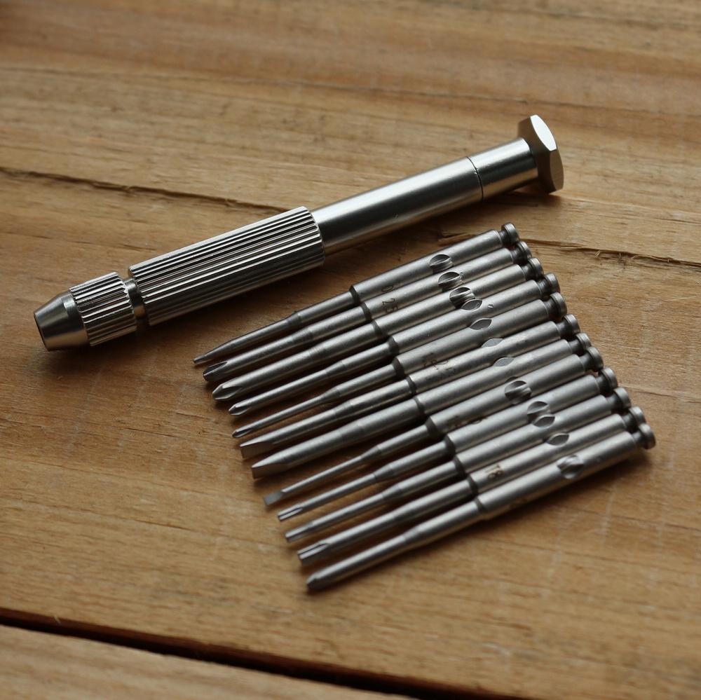 进口S2钢螺丝刀苹果三星小米手机笔记本平板电脑手表拆机维修工具
