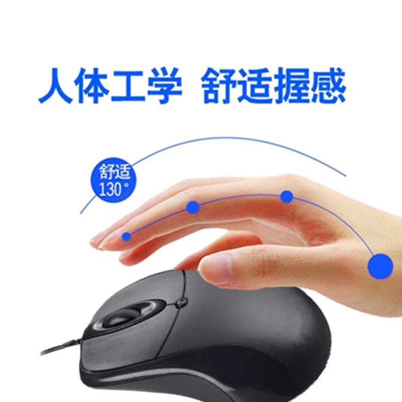 米 5 米 3 米 2 圆孔接口圆头光电鼠标有线加长线 PS2 台式笔记本电脑 USB