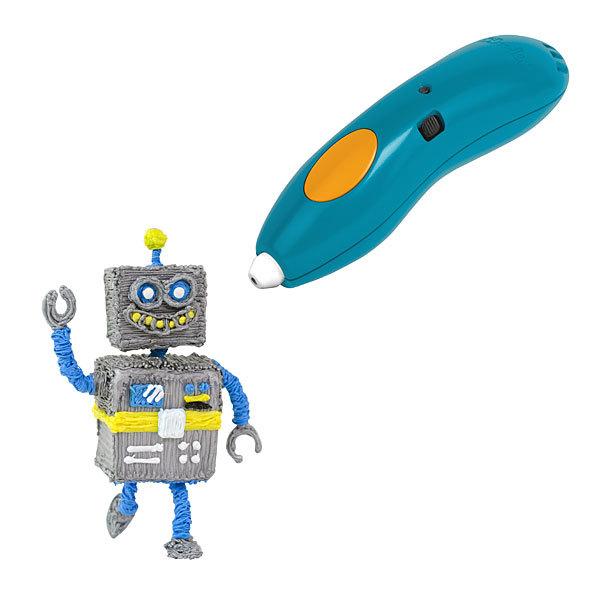 美国3DOODLER START儿童充电3D打印涂鸦笔低温画笔送孩子生日礼物