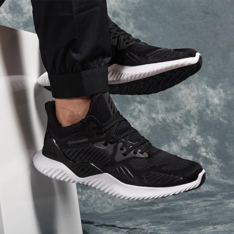 winter Alpha bounce running shoes