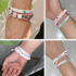 Natsume Friends Account Bracelet Anime Peripheral Hand Strap Jewelry Trendy Men and Women Couples Holographic Reflective Color Change Bracelet