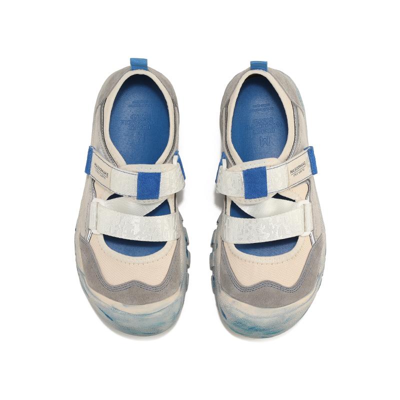 玛速主义 丑萌魔术贴老爹鞋女夏大头鞋ins潮网红休闲娃娃鞋运动鞋 No.4