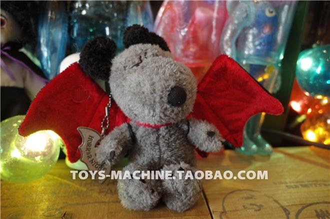 大号预约 玩偶挂件 蝙蝠史努比 万圣节 2018 环球影城 日本代购